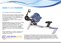 Evolution-E520-Fluid-Rower-Brochure